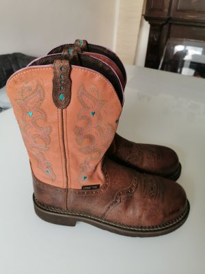 Ariat Western Boots multicolored