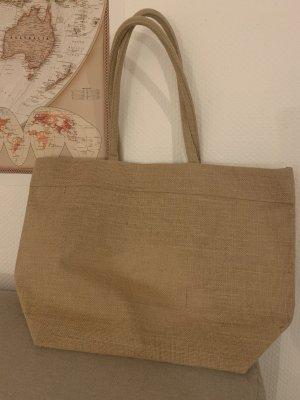 Jute-Tasche | Strandtasche/Einkaufstasche