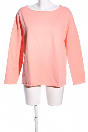 Juvia Strickpullover pink Casual-Look