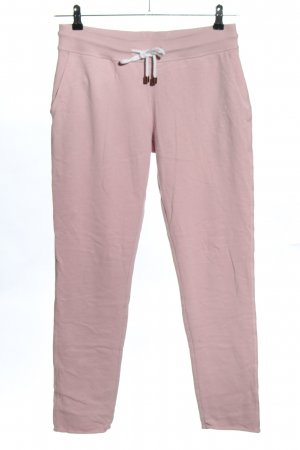 Juvia Sweathose pink Casual-Look