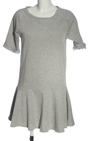 Juvia Sukienka dresowa jasnoszary Melanżowy W stylu casual