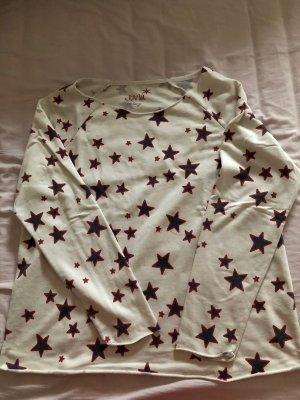 Juvia Sweatshirt mit Sternen