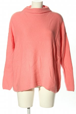 Juvia Wollpullover pink Casual-Look