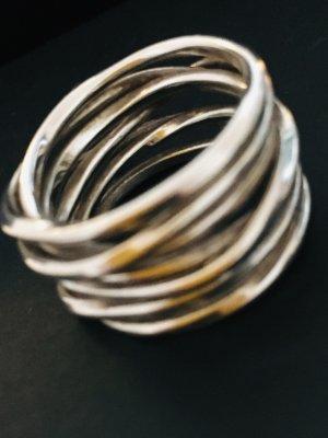 Juwelier: Ring SILBER 925 Designstück, keine Thomas Sabo Massenware;)