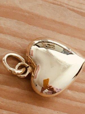 Juwelierstück: Design Herzanhänger GOLD!
