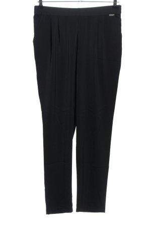 JW I LOVE MILANO Pantalon à pinces noir élégant