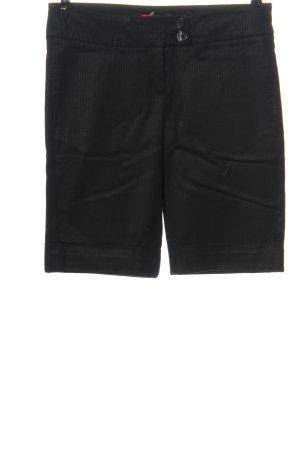 K Derhy Short taille haute noir style classique