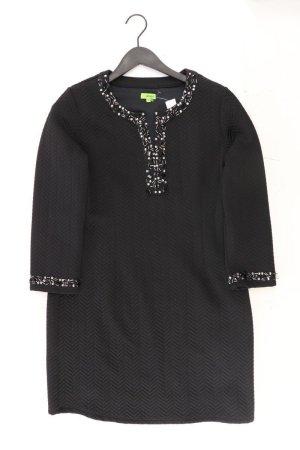 K Design Langarmkleid Größe L schwarz