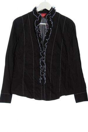 K & K Kaiserjäger Long Sleeve Shirt black casual look