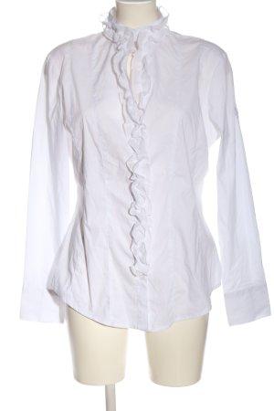 K & K Kaiserjäger Long Sleeve Shirt white elegant