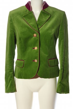 K & K Kaiserjäger Tradycyjna kurtka zielony W stylu biznesowym