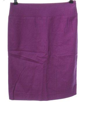 K & K Kaiserjäger Wool Skirt lilac casual look