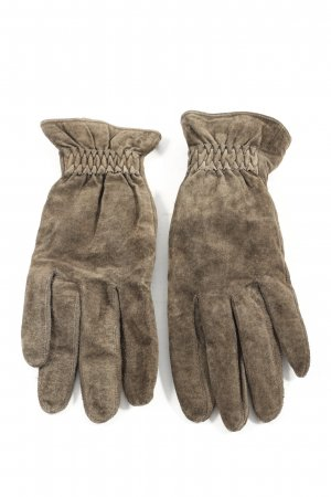 K&L Ruppert Leather Gloves brown casual look