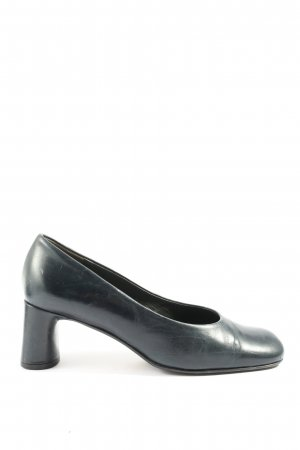 K+S Shoes Hochfront-Pumps schwarz Business-Look