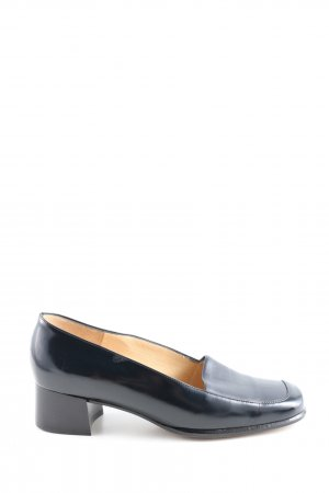 K+S Shoes Schlüpfschuhe schwarz Casual-Look