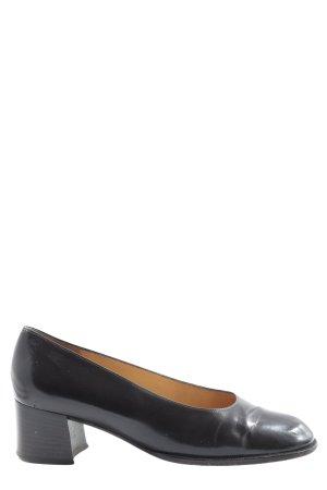 K+S Shoes Klassische Pumps schwarz Casual-Look