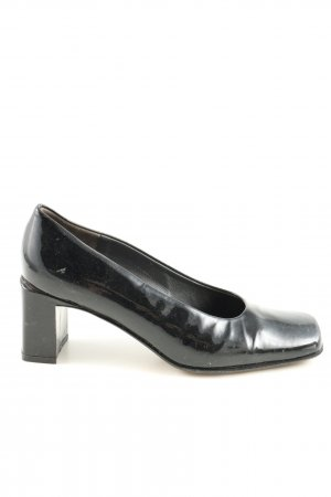 K+S Shoes Trotteur schwarz Casual-Look