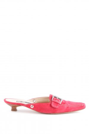K+S Shoes Spitz-Pumps rot extravaganter Stil