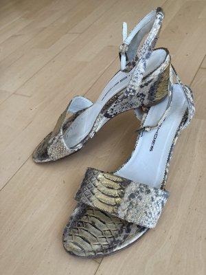 K Shoes Ledersandalen