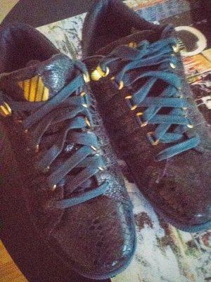 K-SWISS Leder Sneaker, Turnschuhe, Ledersneaker