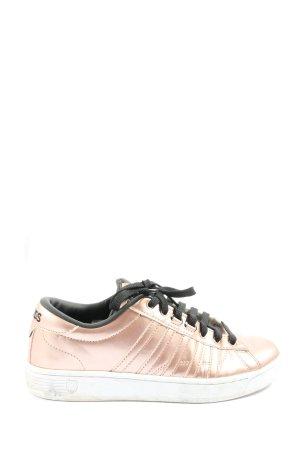 K-swiss Schnürsneaker pink-weiß Casual-Look