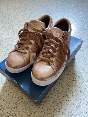K-Swiss Sneaker in Roségold