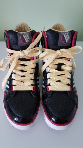 K-swiss Sneaker Schwarz/Bunt Gr. 39 mit Originalkarton