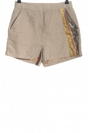 K.Zell High-Waist-Shorts