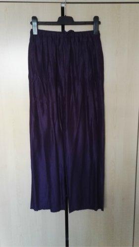 Pantalon Marlene violet