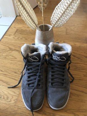 K1X High Top Sneaker light grey