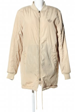 K1X Lange Jacke creme Casual-Look
