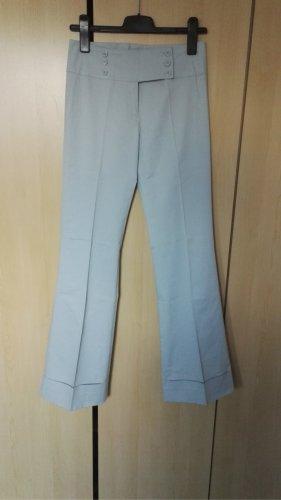 Amisu Pantalon Marlene gris clair