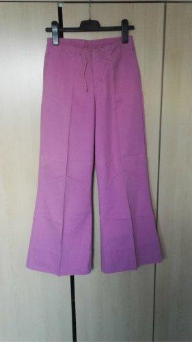 Rocky Pantalone palazzo rosa