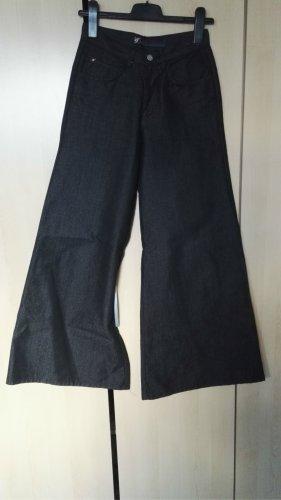 K4-6 GANG weite Hose Jeans in Schwarz Gr.27 w.36 w.Neu