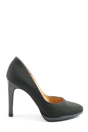 Kämpgen High Heels schwarz Casual-Look