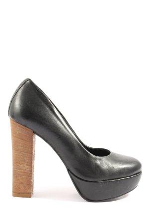 Kämpgen High Heels schwarz Elegant