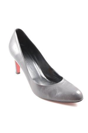 Kämpgen High Heels schwarz-rot Elegant