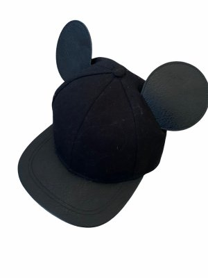 Käppi Mickey mouse schwarz one size