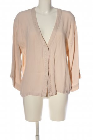 Kaffe Hemd-Bluse creme Business-Look