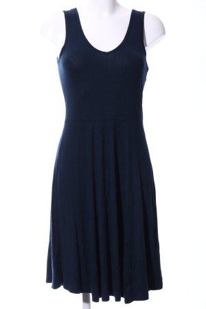 Kaffe Jerseykleid blau Casual-Look