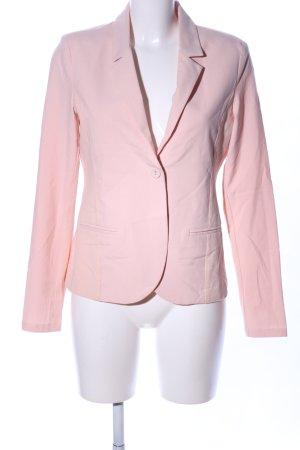 Kaffe Kurz-Blazer pink Business-Look