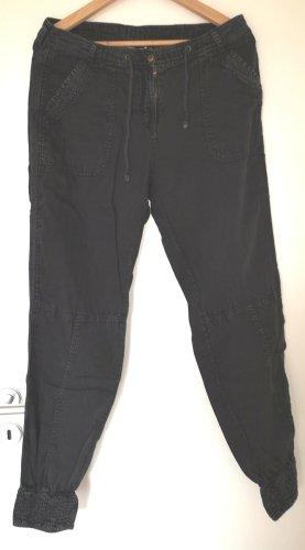 Kaffe Pantalone largo nero
