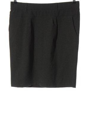 Kaffe Mini-jupe gris clair style décontracté