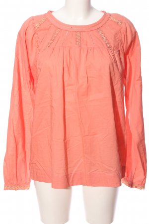 Kaffe Oversized Blouse pink casual look