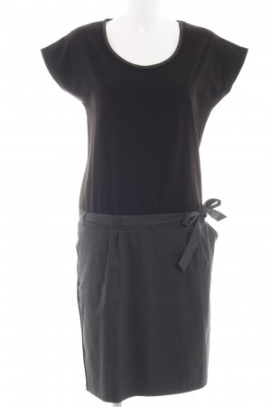 Kaffe Shirtkleid schwarz Casual-Look