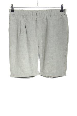 Kaffe Shorts hellgrau Casual-Look