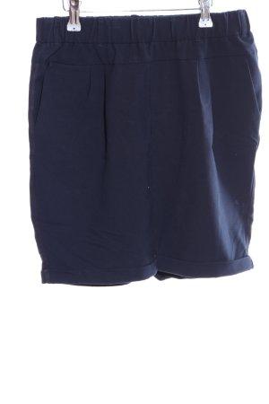 Kaffe Shorts blau Casual-Look