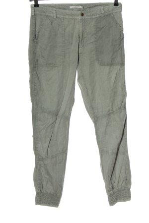 Kaffe Pantalone jersey grigio chiaro stile casual