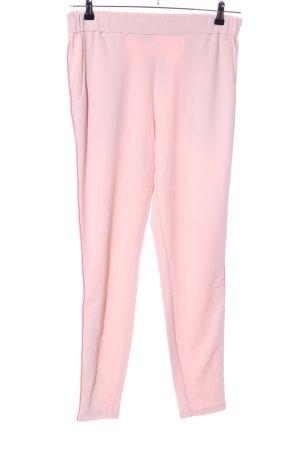 Kaffe Stretchhose pink Elegant
