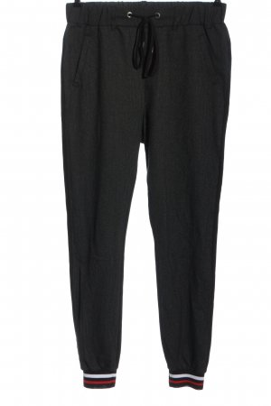 Kaffe Sweat Pants black casual look